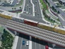 Valley View Grade Separation Render