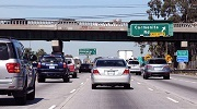 I-5 Freeway Traffic