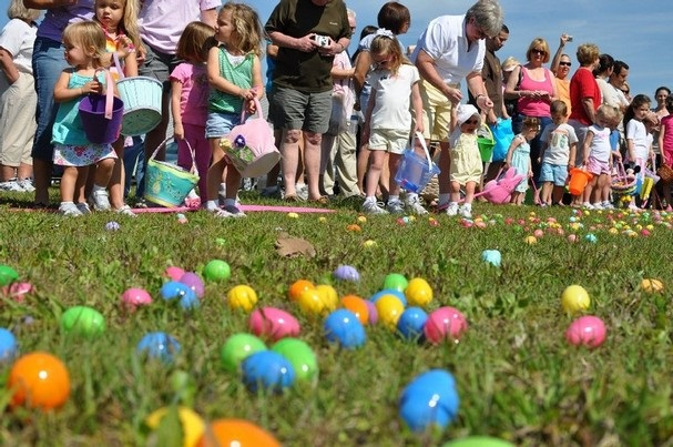 Easter Extravaganza at Regional Park