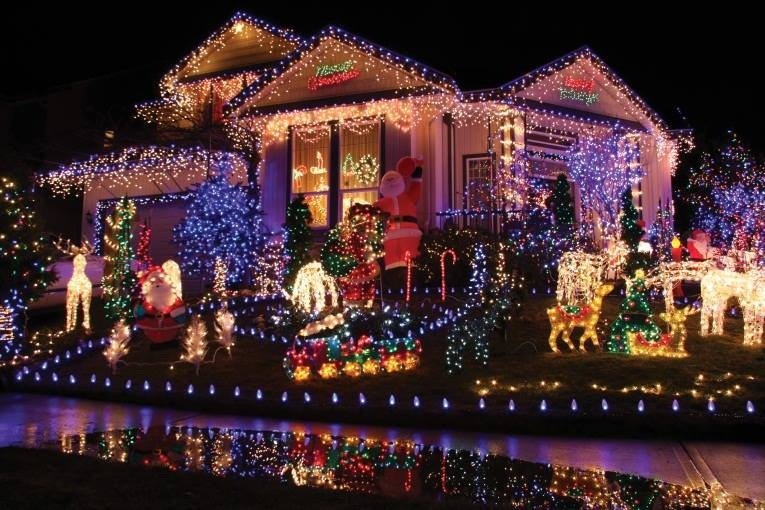 Holiday Home Decorating Contest Winners 2014