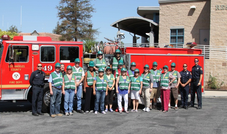 Residents Complete Disaster Response Training Course