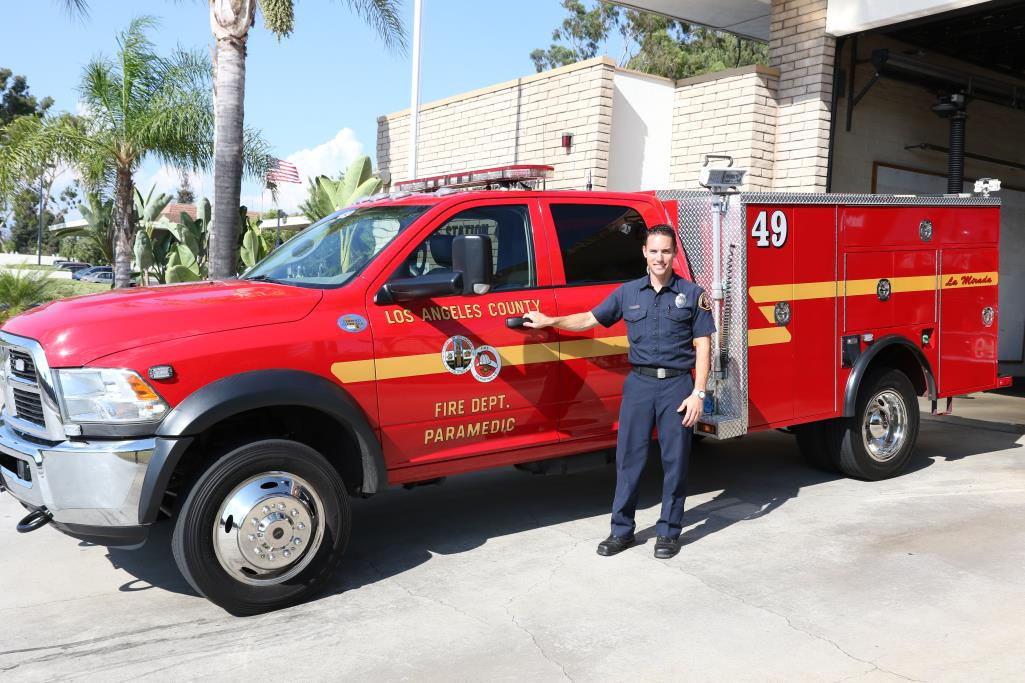City of La Mirada : Fire Department
