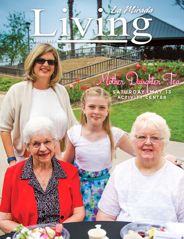 Living - April 2017 Cover