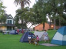 Family Camp at Neff Park