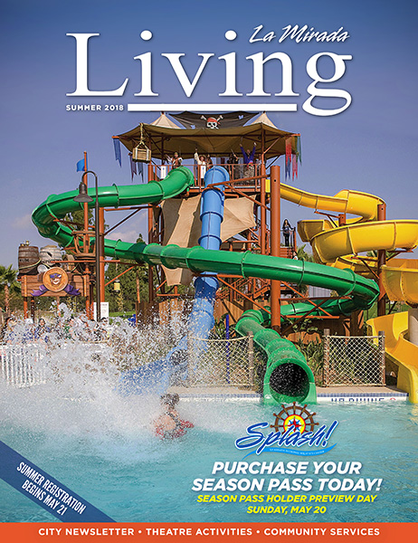 La Mirada Living - Summer 2018 cover