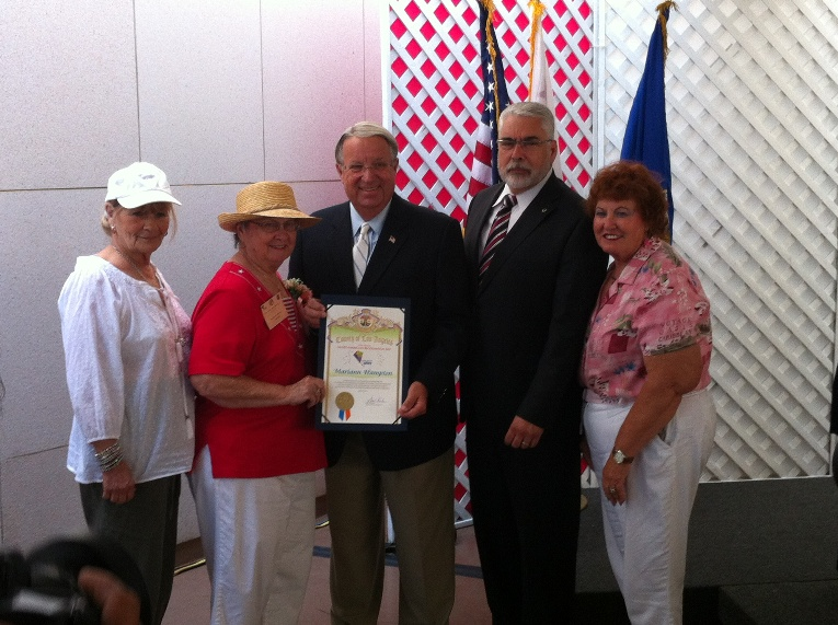 Older Americans Recognition - Hampton