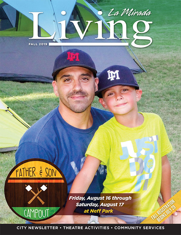 La Mirada Living - Fall 2019 cover