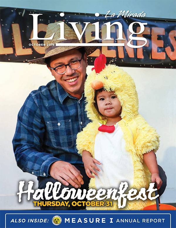 LM Living - October 2019 cover