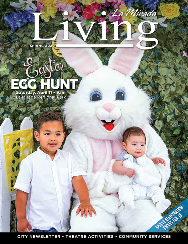 LM Living - Spring 2020 cover