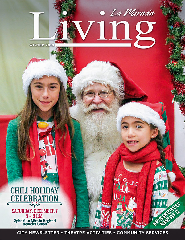 LM Living - Winter 2019 cover
