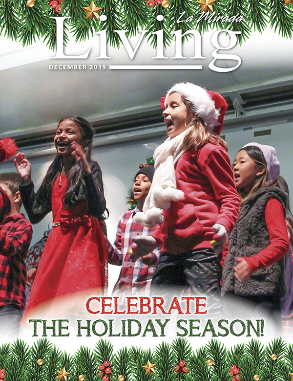 LM Living - December 2019 cover